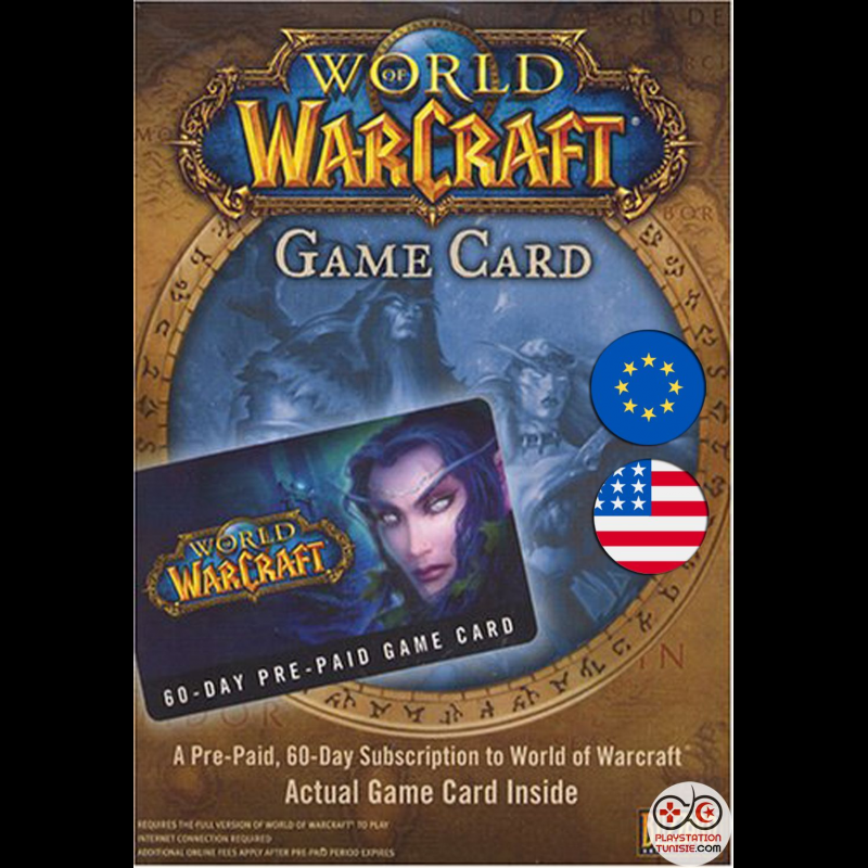 World of Warcraft [EURO]