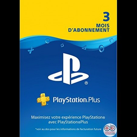 Abonnements PS+ [UK]