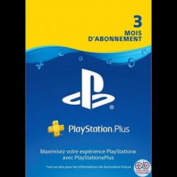 Abonnements PS+ [FRANCE]