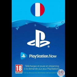 Abonnements PLAYSTATION NOW...