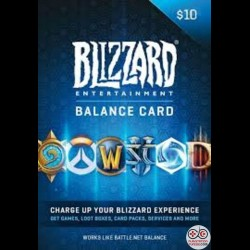 Carte BLIZZARD [USA]